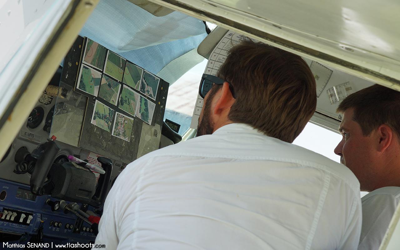 Préparation de la navigation